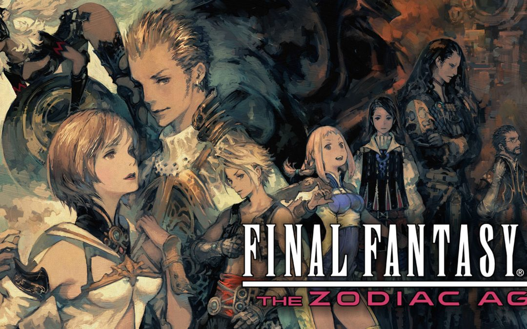 Final Fantasy XII: The Zodiac Age, la version Switch s'illustre en vidéo !