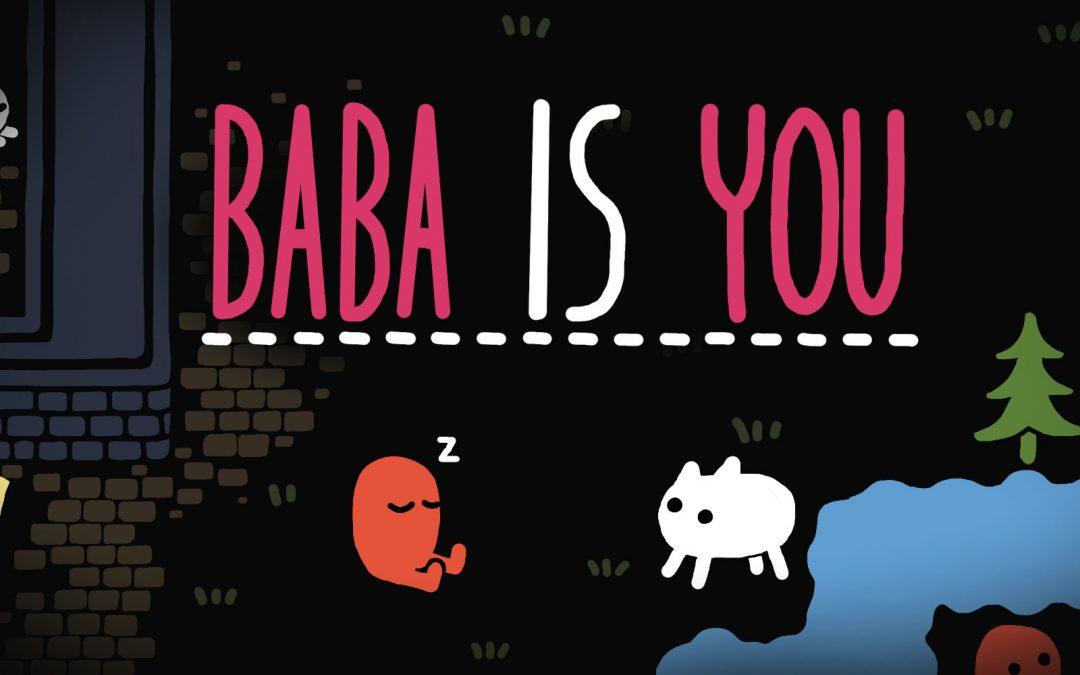 Le puzzle-game Baba is you trouve sa date de sortie !