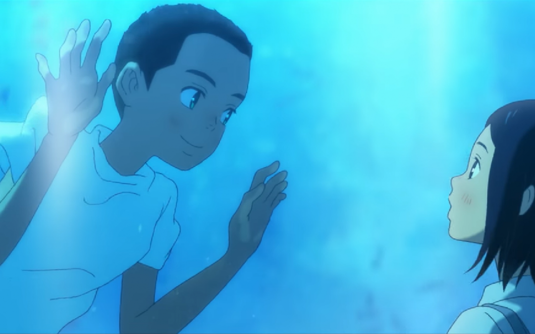 Le film d'animation Les enfants de la mer annoncé en France !