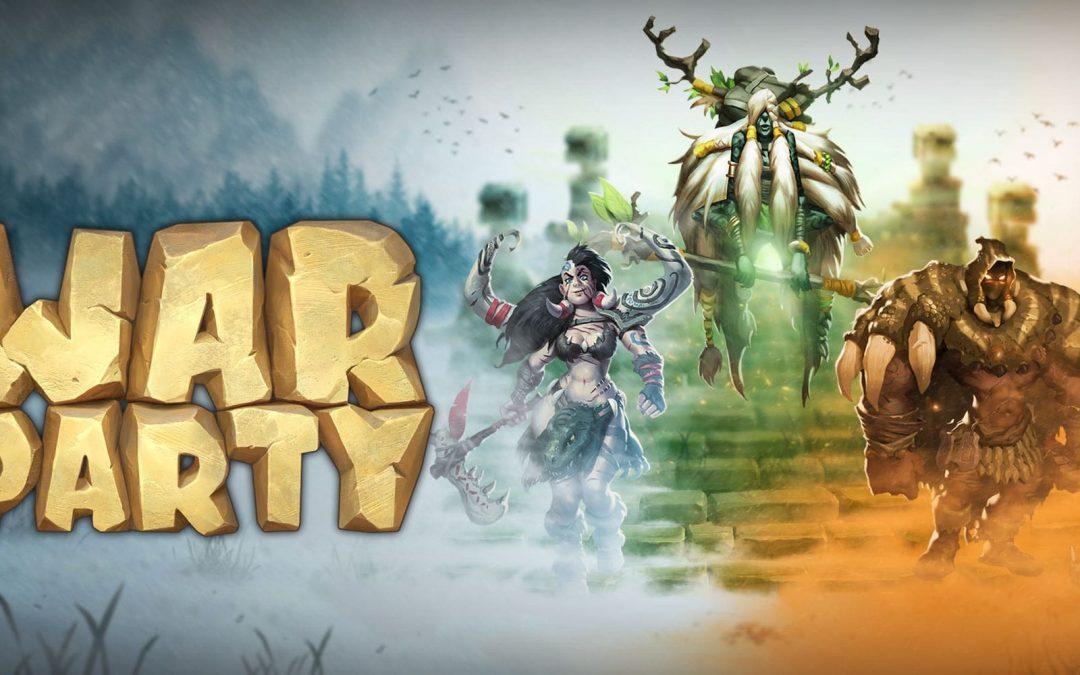 Le RTS War Party annoncé sur console pour le printemps !