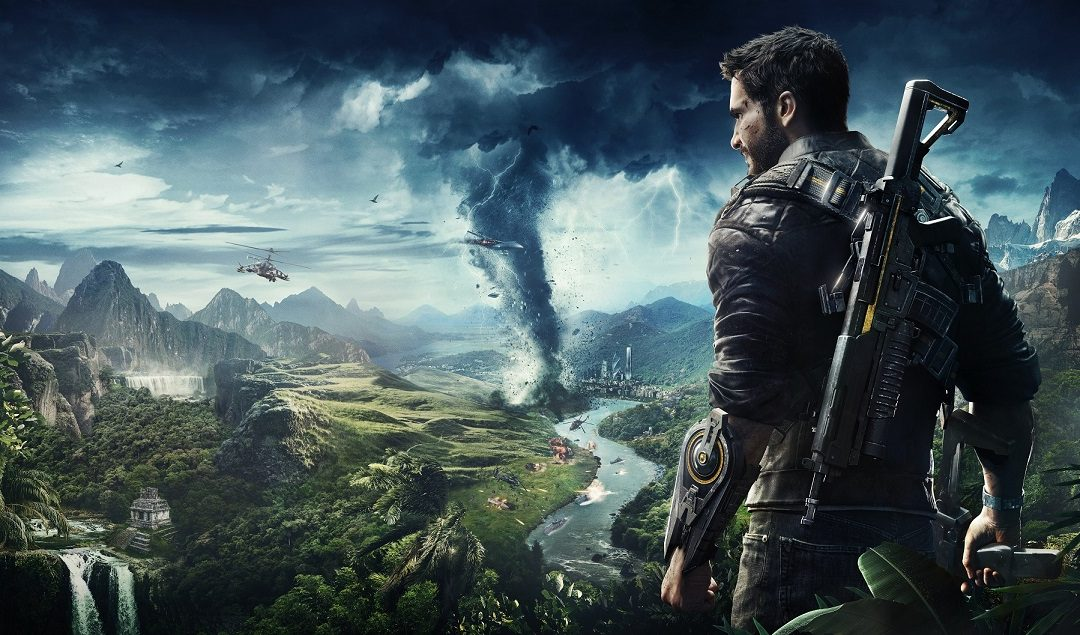 Test : Just Cause 4 sur PS4 !
