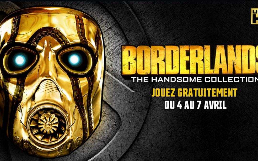Borderlands 3 daté et bien plus encore !