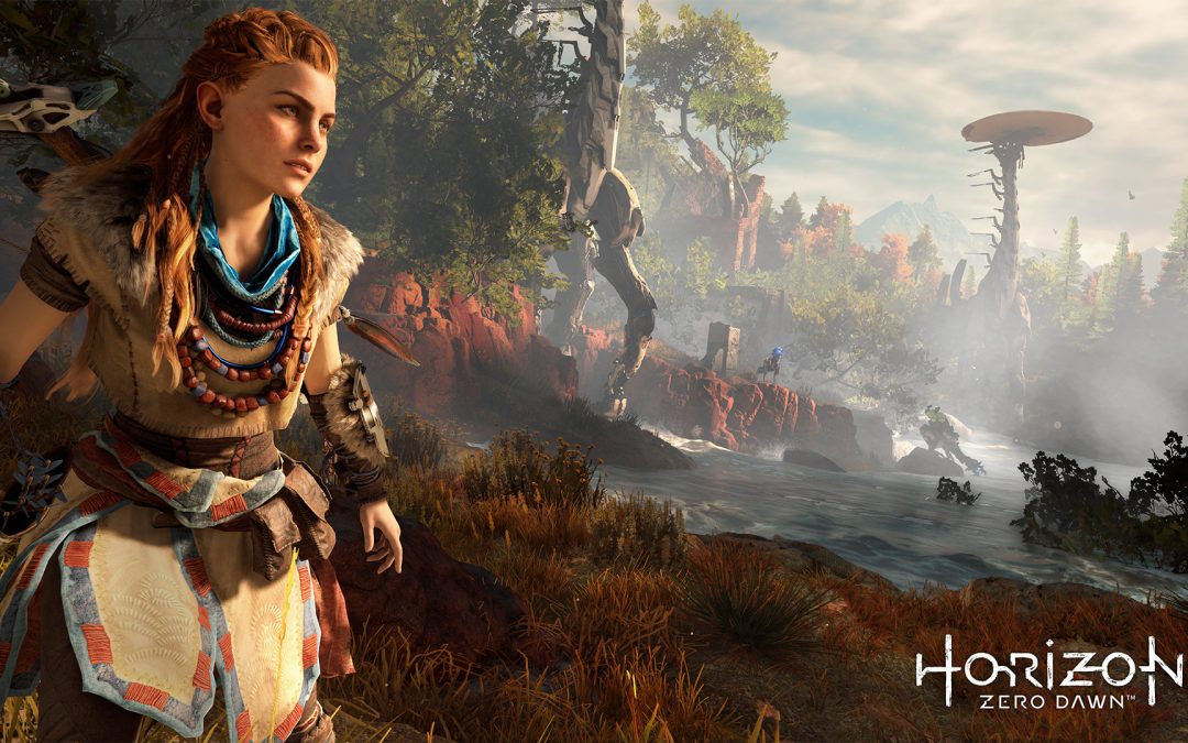 Test : Horizon Zero Dawn, version PS4 !
