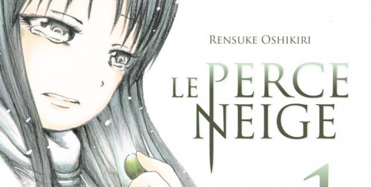 Le manga Le perce neige sortira chez Omake manga !
