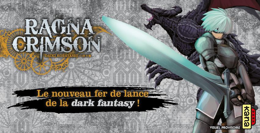 Chronique : Ragna Crimson, sur la piste des chasseurs de dragons