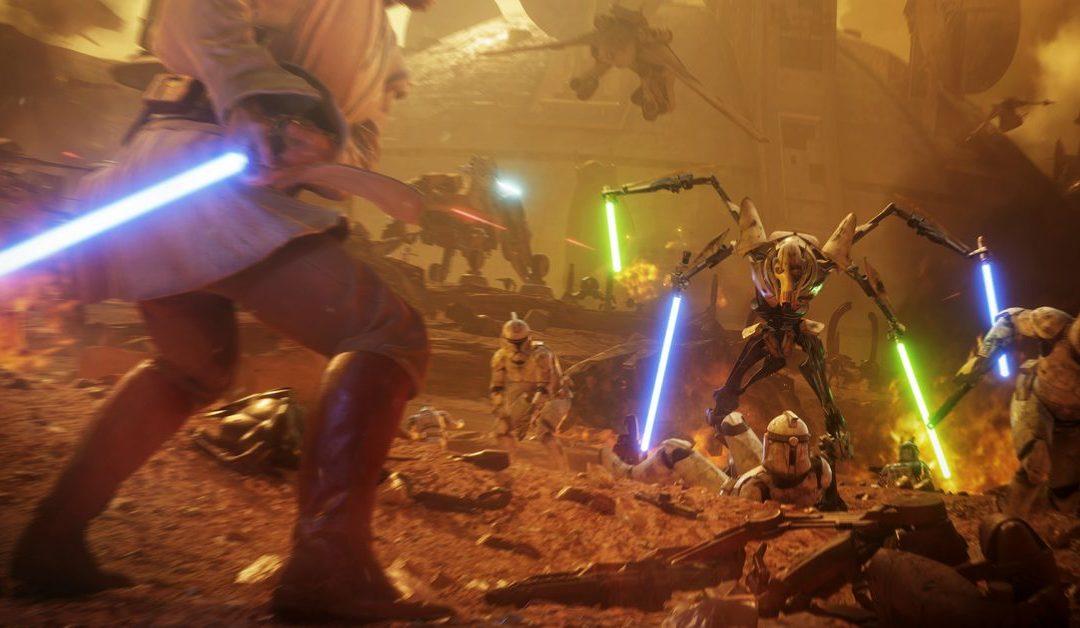 Star Wars Battlefront II, en pleine renaissance plus d'un an après sa sortie !