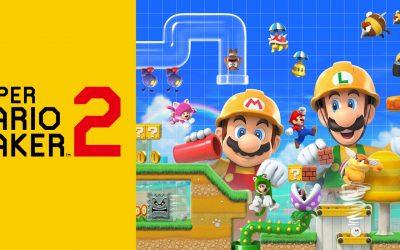 Nintendo Direct Mario Maker 2, ce qu'il y à retenir !