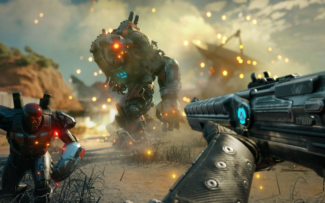 Test : Rage 2, version PS4 !