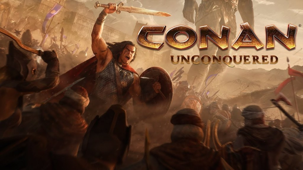 Test : Conan Unconquered sur PC !
