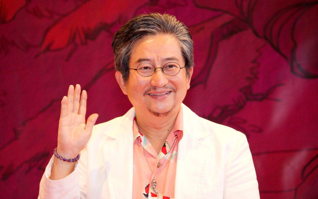 Japan Expo [ J-30 ] : Go Nagai invité d'honneur à la Japan Expo dès le Jeudi !