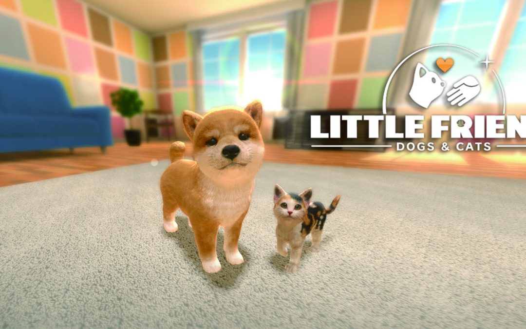 Test : Little Friends, Dogs and Cats sur Nintendo Switch !