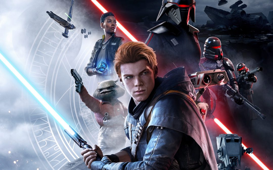 [E32019] Du Gameplay pour Star Wars Jedi Fallen Order !