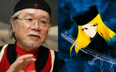 Japan Expo [ J-27 ] : Leiji Matsumoto à la Japan !