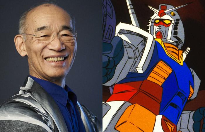 Japan Expo [ J-29 ] : Yoshiyuki Tomino invité d'honneur anime de ce vingtième impact !