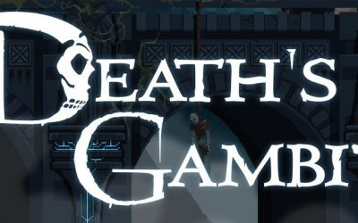 Test : Death's Gambit sur PS4 !