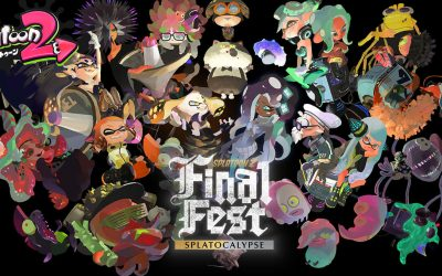 Splatocalypse, la fin de Splatoon 2 !