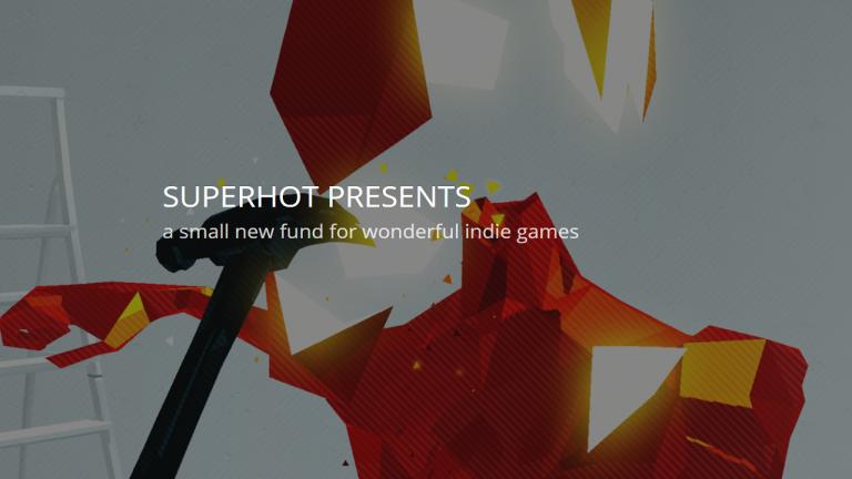 L'équipe du jeu Superhot soutient financièrement les indépendants !