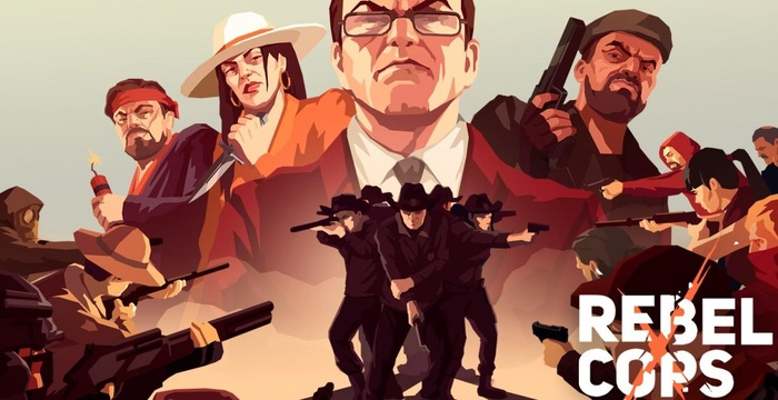 Test : Rebel Cops de Weappy Studio, version PS4 !