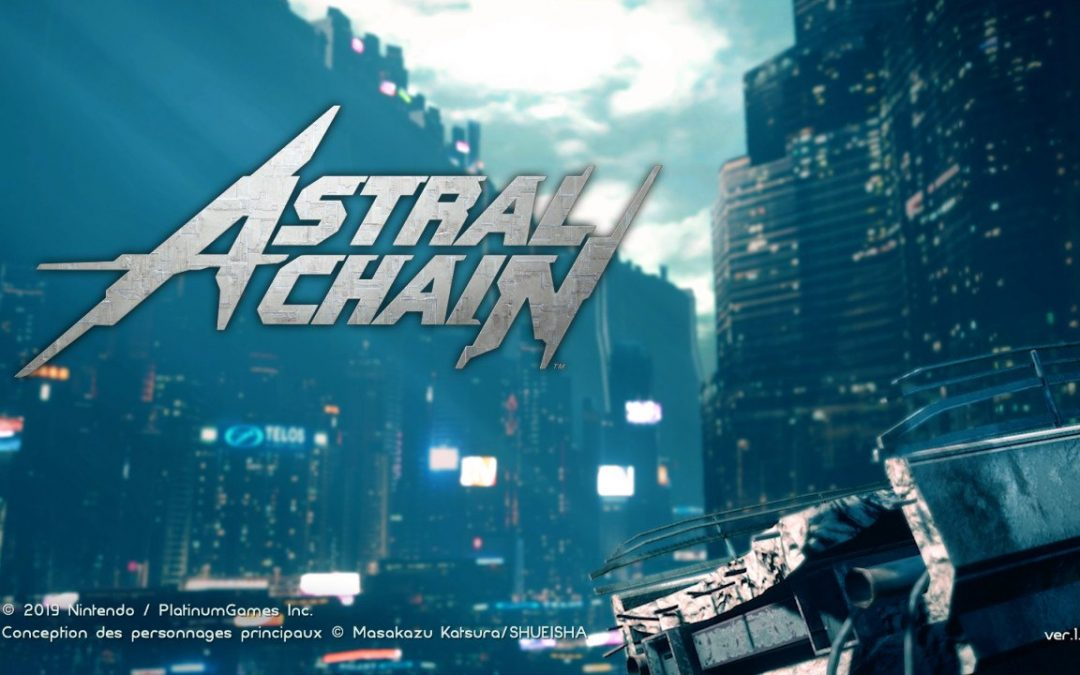 Test : Astral Chain, une exclue Nintendo Switch !