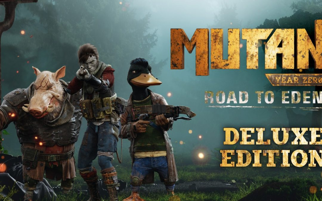 Test : Mutant Year Zero : Road to Eden, version Switch !