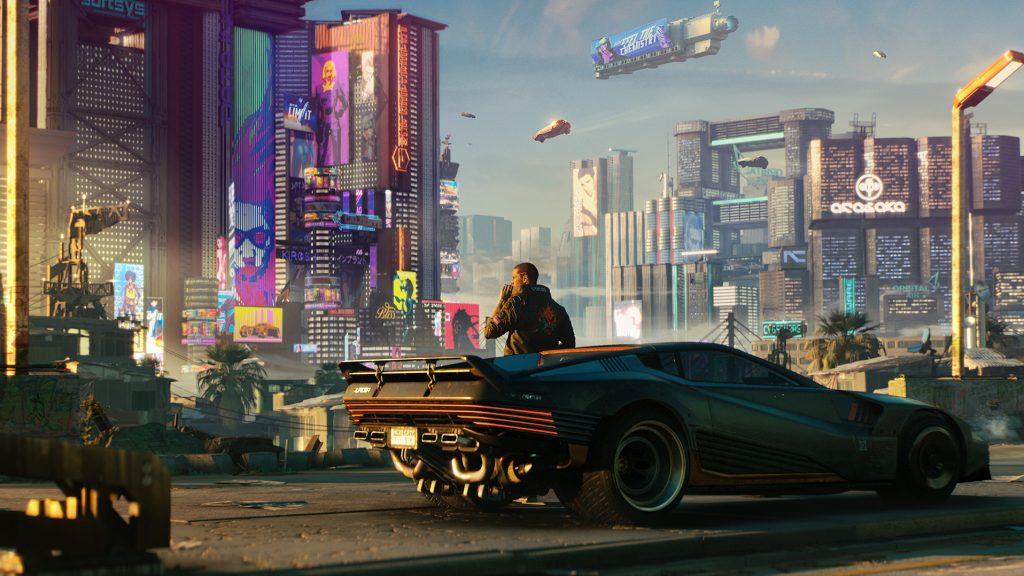 Cyberpunk 2077 est prévu comme une licence sur le long-terme