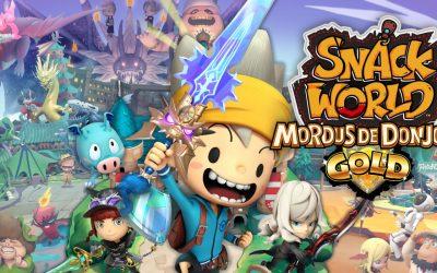 Snack World : Mordus de donjons enfin daté pour l'Occident !