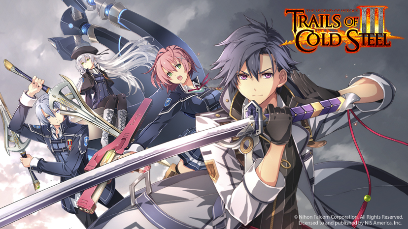 Test : The Legend of Heroes – Trails of Cold Steel III, version PS4 !