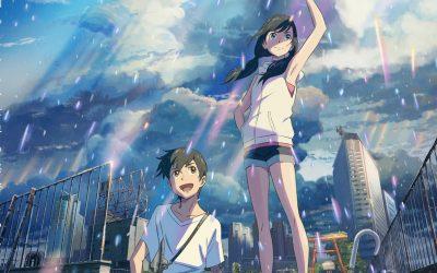 Les enfants du temps, recap sur le prochain Makoto Shinkai (Your Name) !