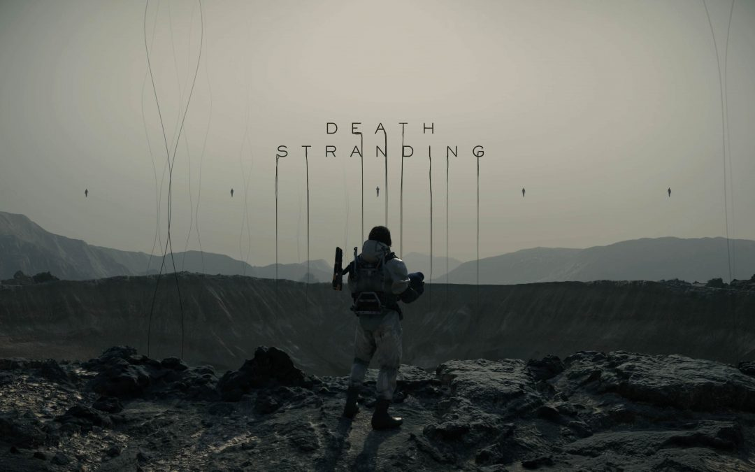 Test : Death Stranding sur PS4, par Max !