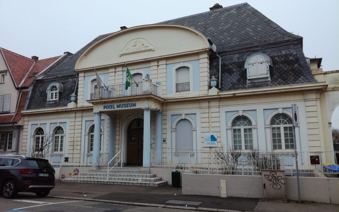 Visite du Pixel Museum de Schiltigheim dans le Bas-Rhin !