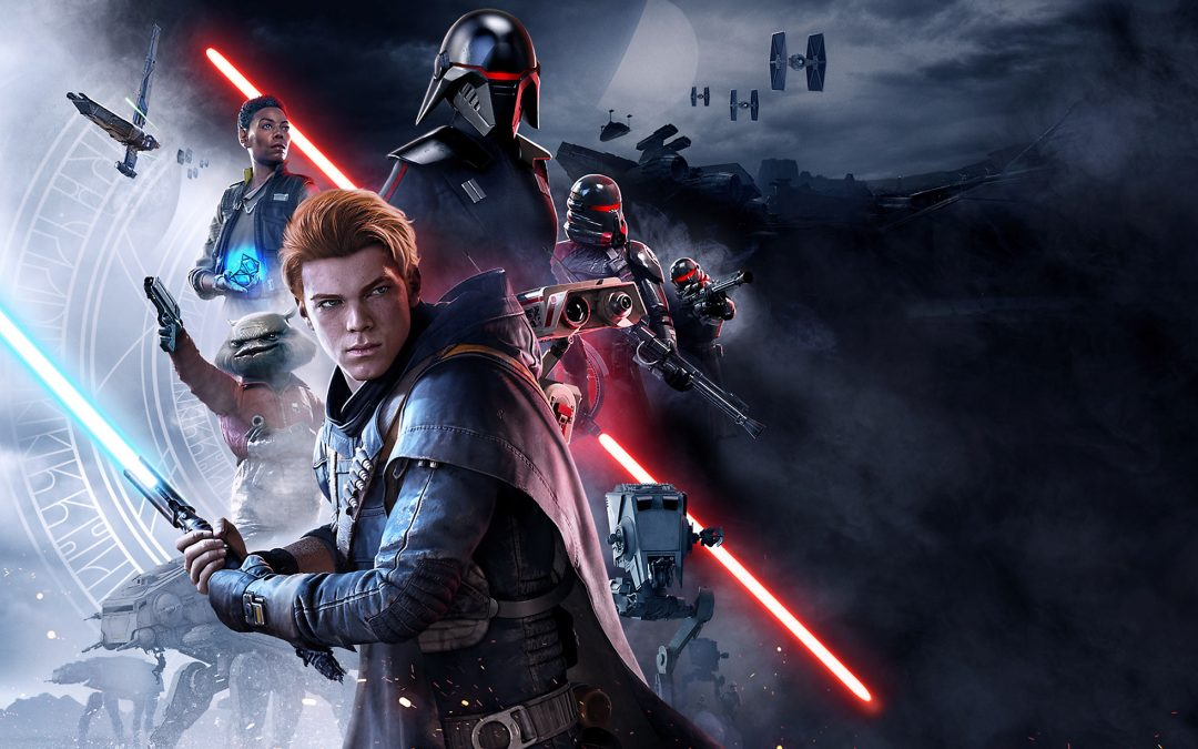 Test : Star Wars Jedi Fallen Order sur PC !