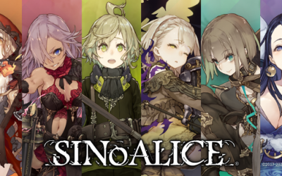 Le jeu mobile SinoAlice, version globale enfin datée !