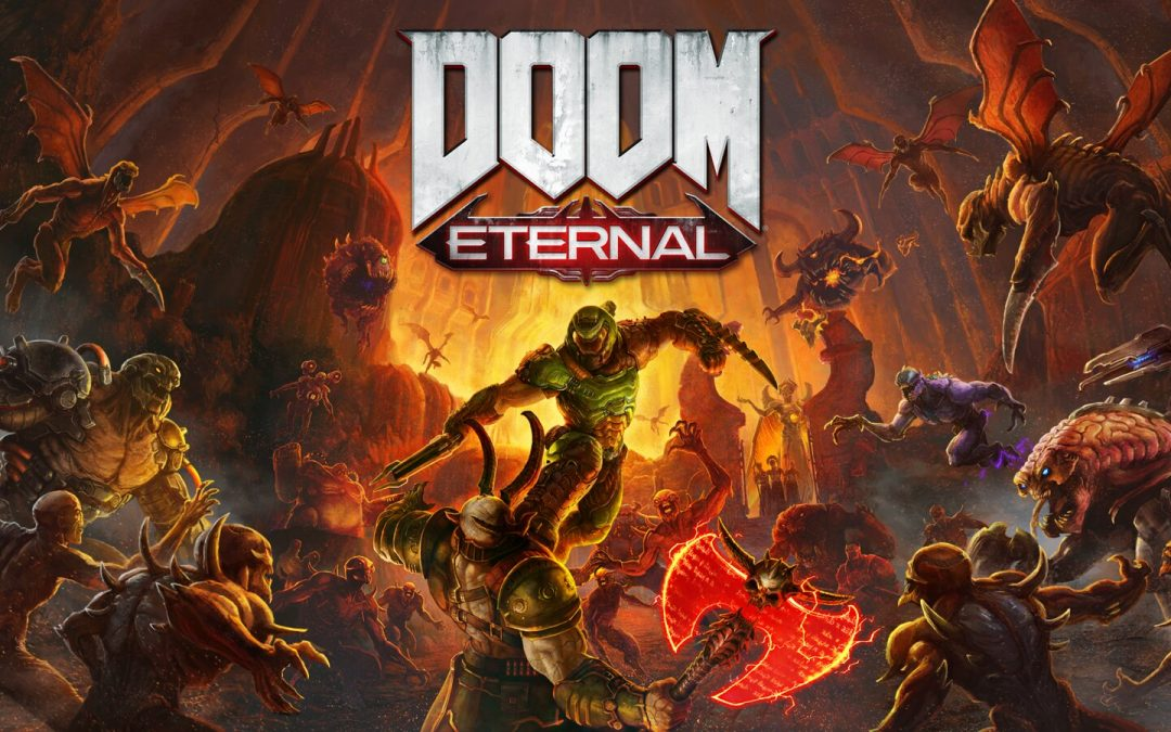 Test : Doom Eternal sur PC par Max !
