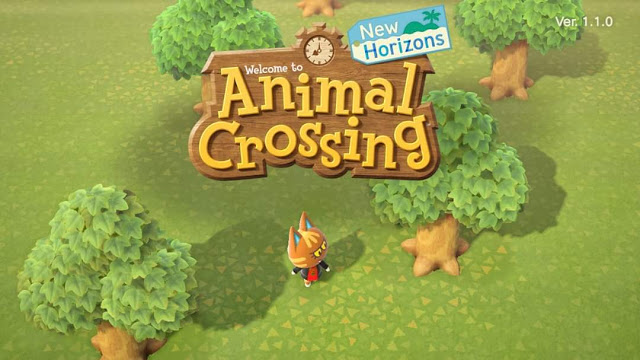 Test : Animal Crossing New Horizons sur Nintendo Switch, par Kurokarasu !