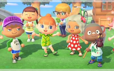Test : Animal Crossing New Horizons sur Nintendo Switch, par Kim Hana !