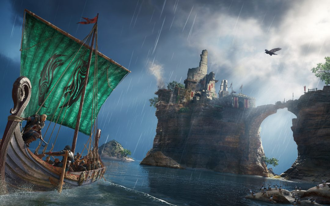 Assassin's Creed Valhalla est annoncé avec trailer et images !