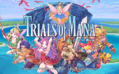 Preview : Trials of Mana sur Nintendo Switch !
