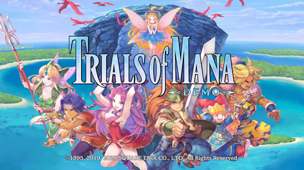 Preview : Trials of Mana sur Nintendo Switch !