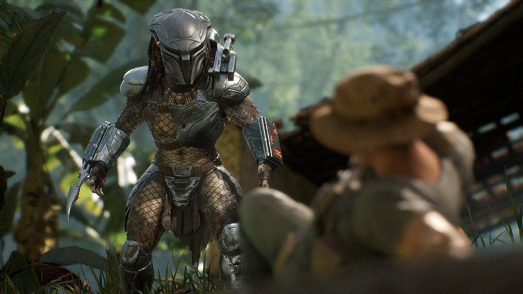 Test : Predator Hunting Grounds sur PS4 !