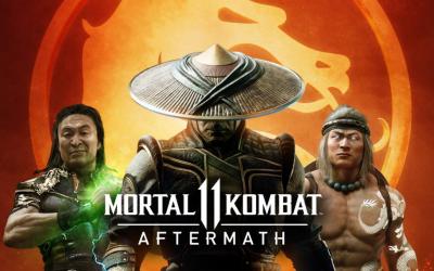 Mortal Kombat 11 : Aftermath, un nouveau DLC