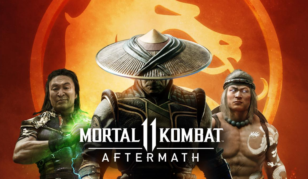Mortal Kombat 11 : Aftermath, un nouveau DLC