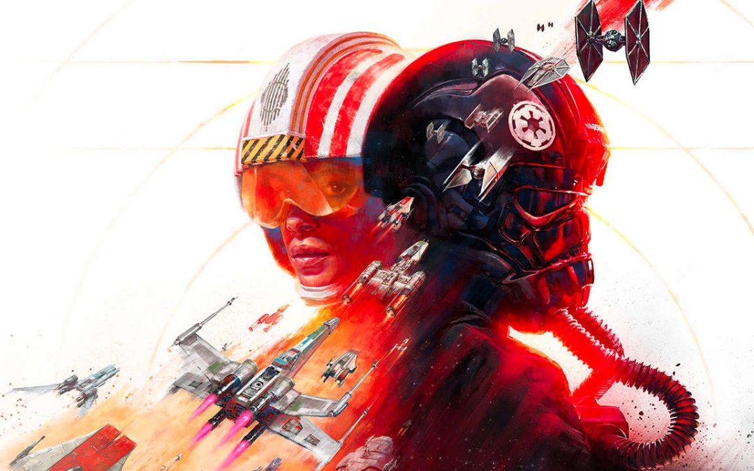 Star Wars Squadrons : du gameplay en vidéo !