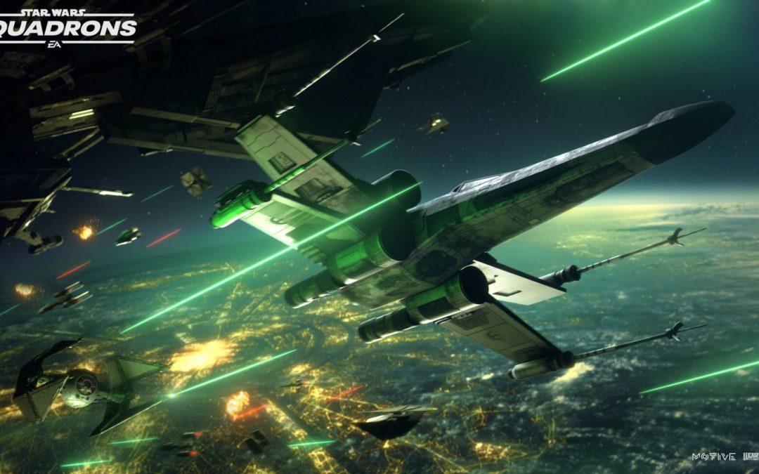 Star Wars Squadrons sera en crossplay dès sa sortie, le 2 Octobre !