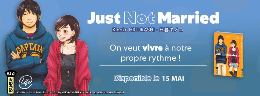 Chronique : Just Not married, vivre heureux sans se marier ?
