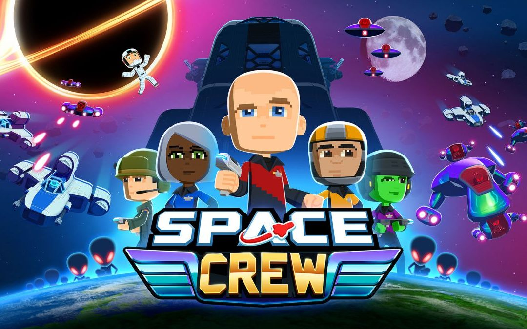 Test : Démo de Space Crew, version PC !