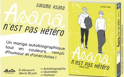 Chronique : Asana n'est pas hétéro, par Sakuma Asana !