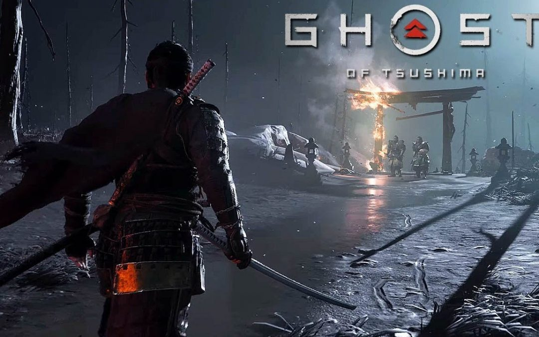 Test : Ghost of Tsushima sur PS4, par Max !