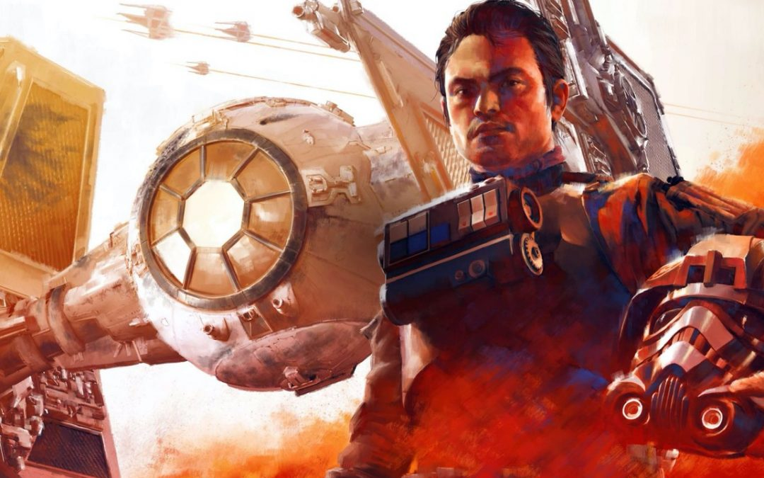 Test : Star Wars Squadrons sur PS4, par Lucas