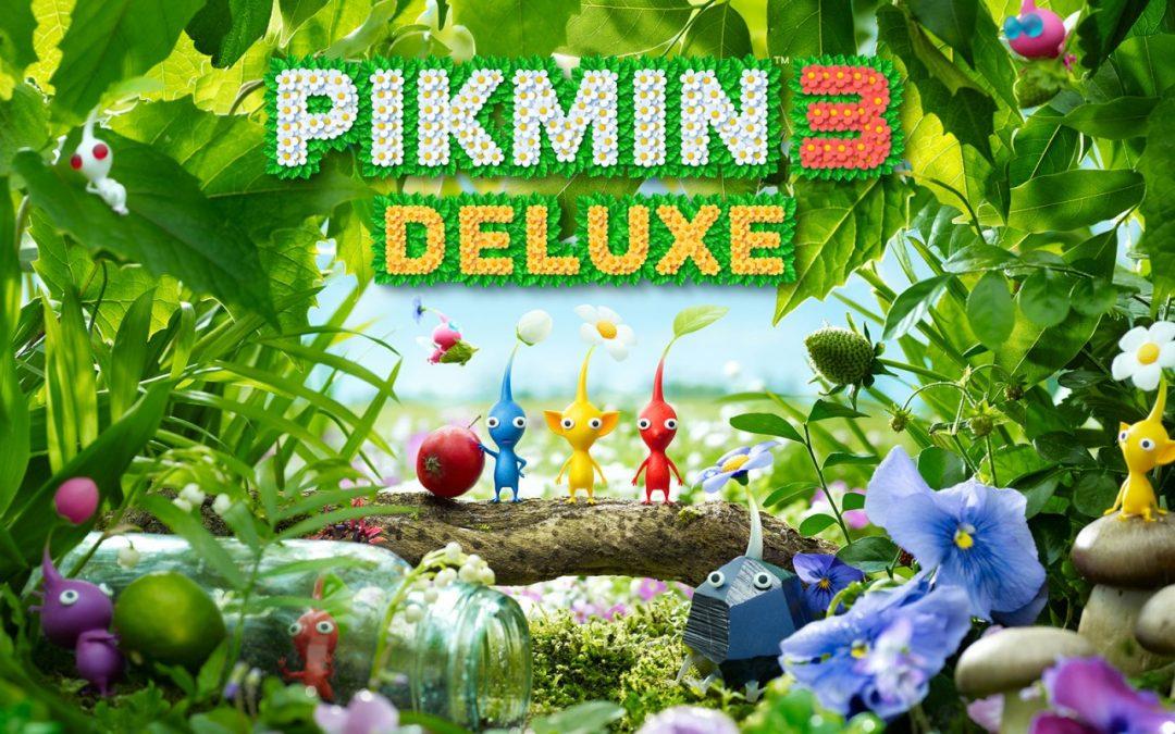 Test : Pikmin 3 Deluxe sur Nintendo Switch, ils sont de retour !