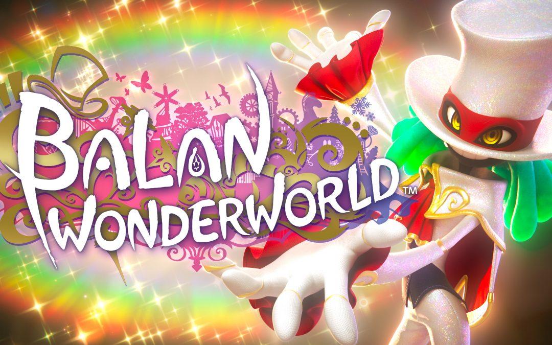 Le jeu Balan Wonderworld se dévoile un peu plus !
